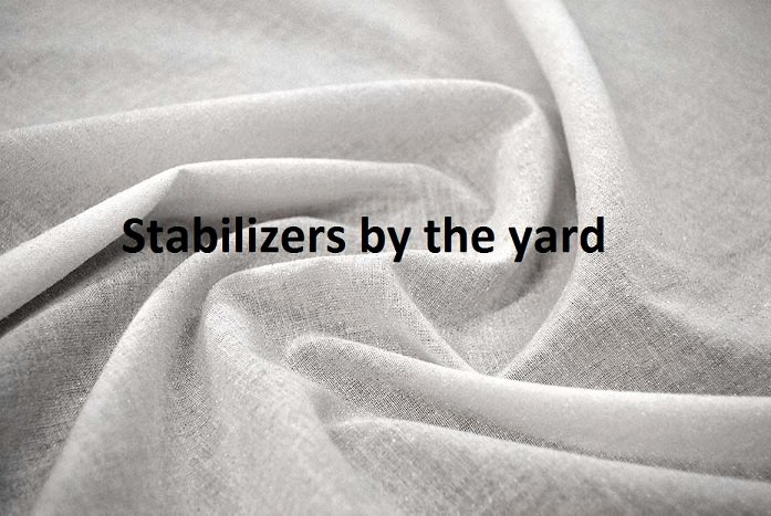 Stabilizers by the yard