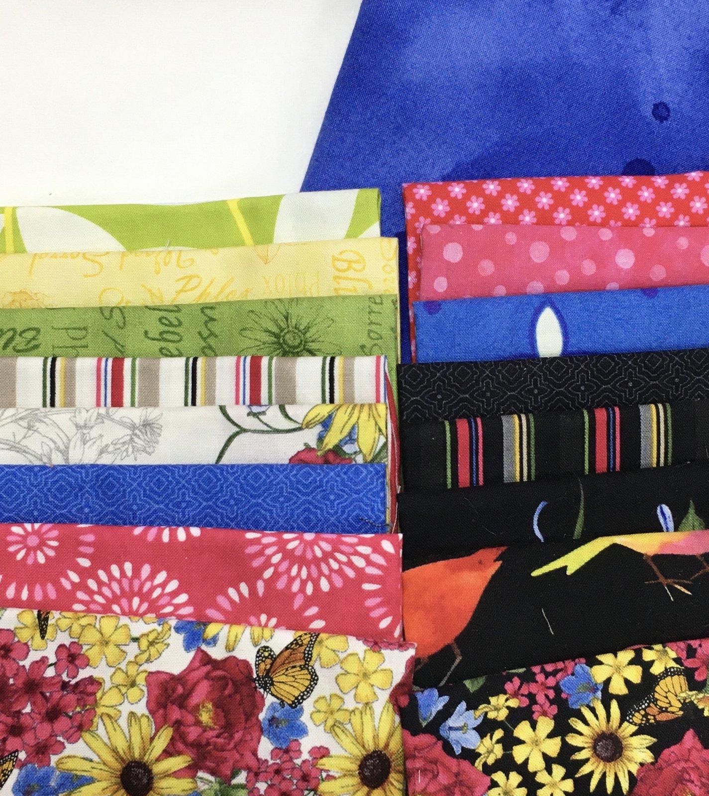 Progressive Quilt Kits