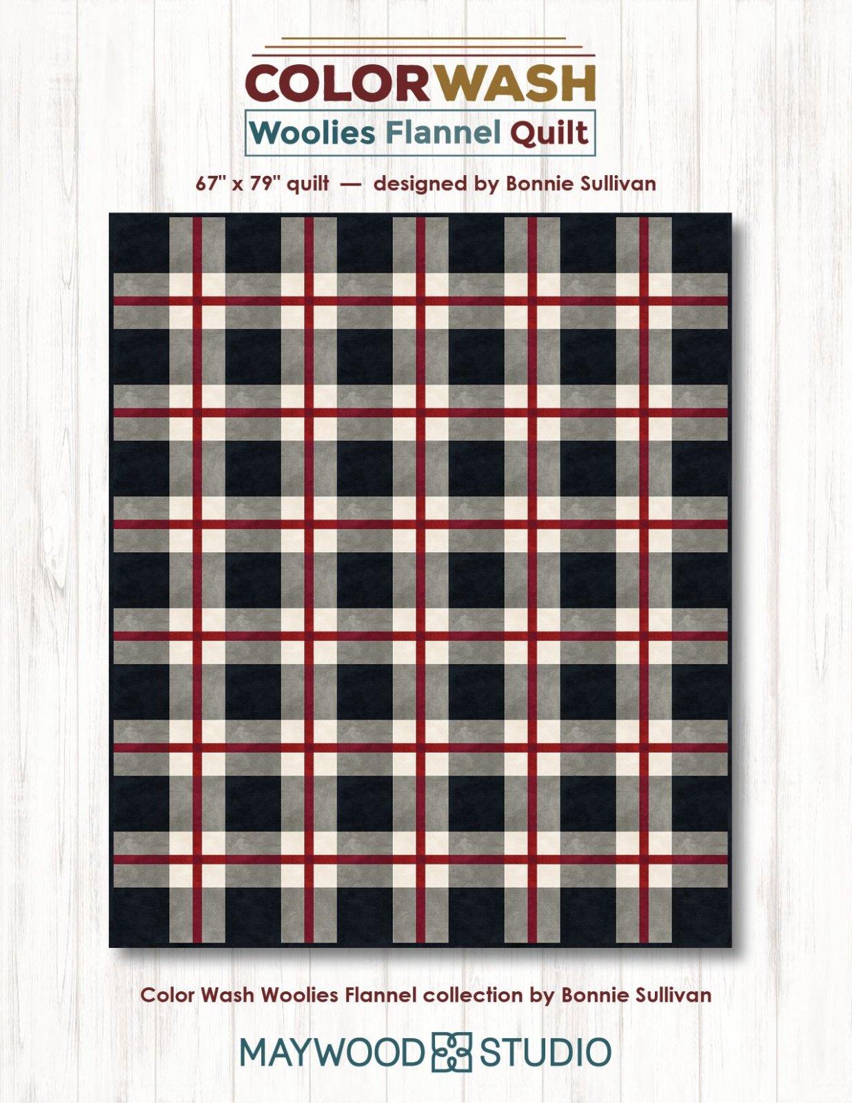 Woolie Flannel FREE Pattern