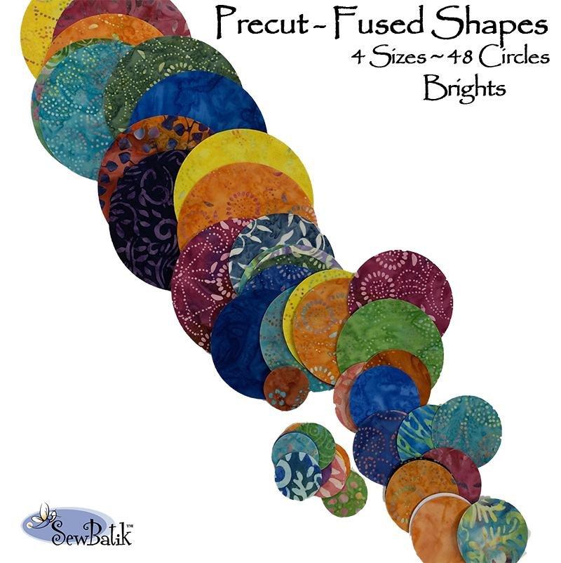 SewBatik Fused Circles