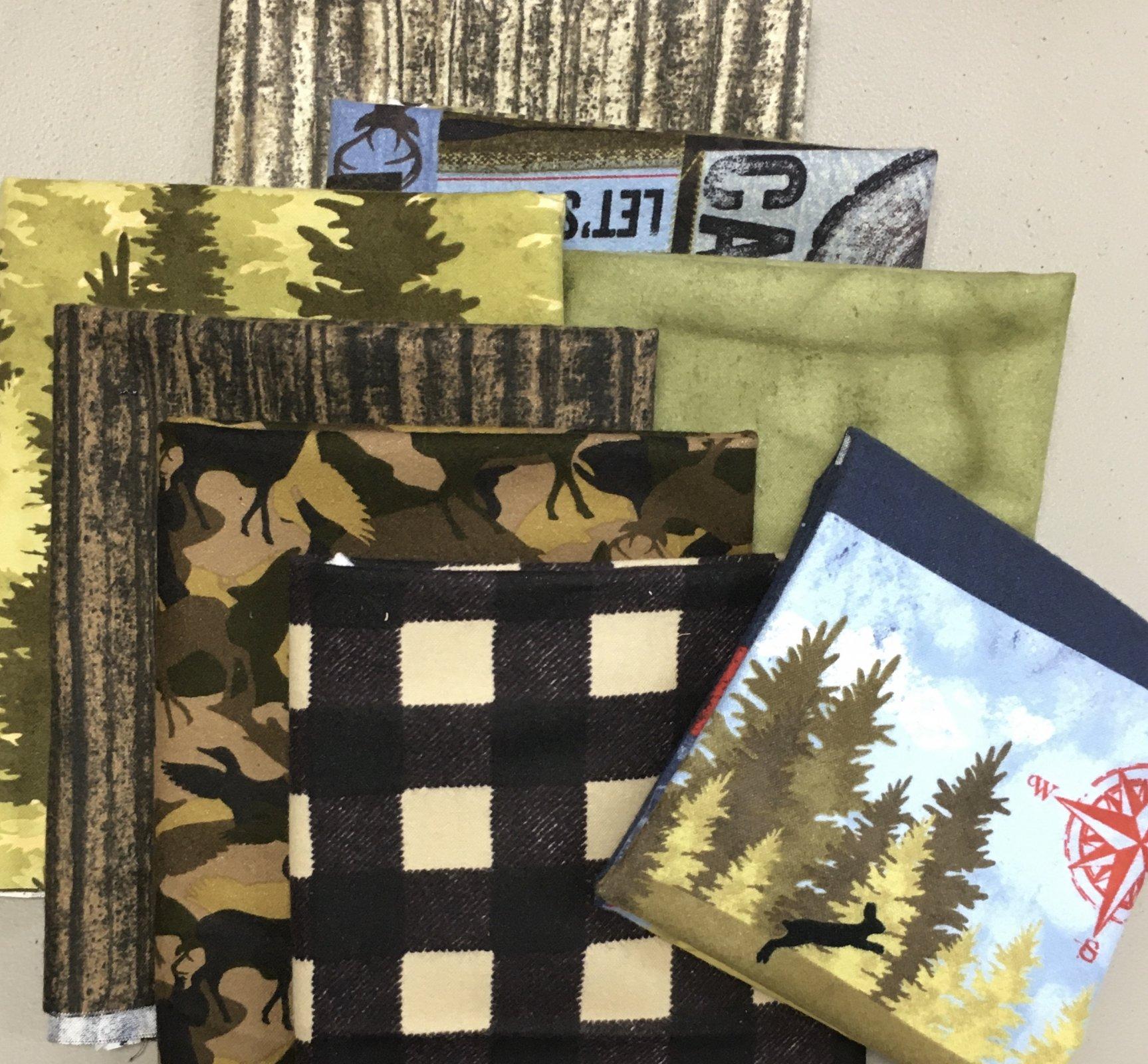 Wood Pile Kits (multiple options)