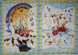 Rainy Days Noahs ark