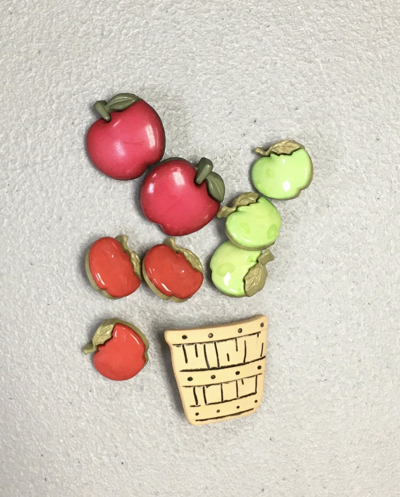 Apple Pickin by Button Galore