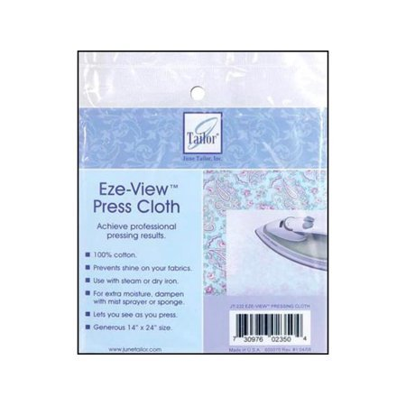 Eze- View Pressing Cloth by June Tailor