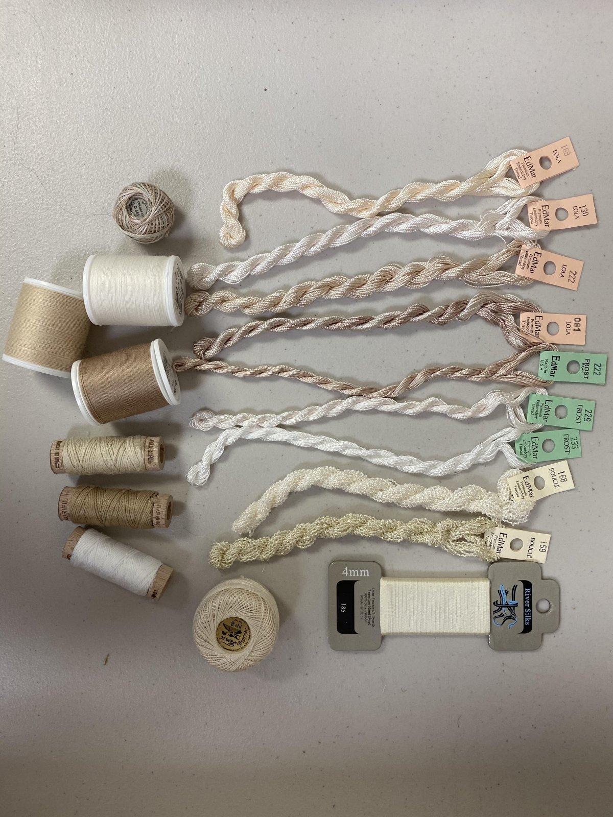 Christa's Heart Thread Kit