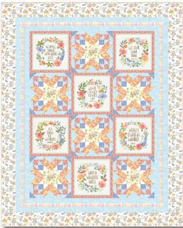 Garden Inspirations FREE Pattern