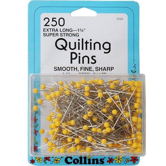 250 Quilt Pins 1 3/4