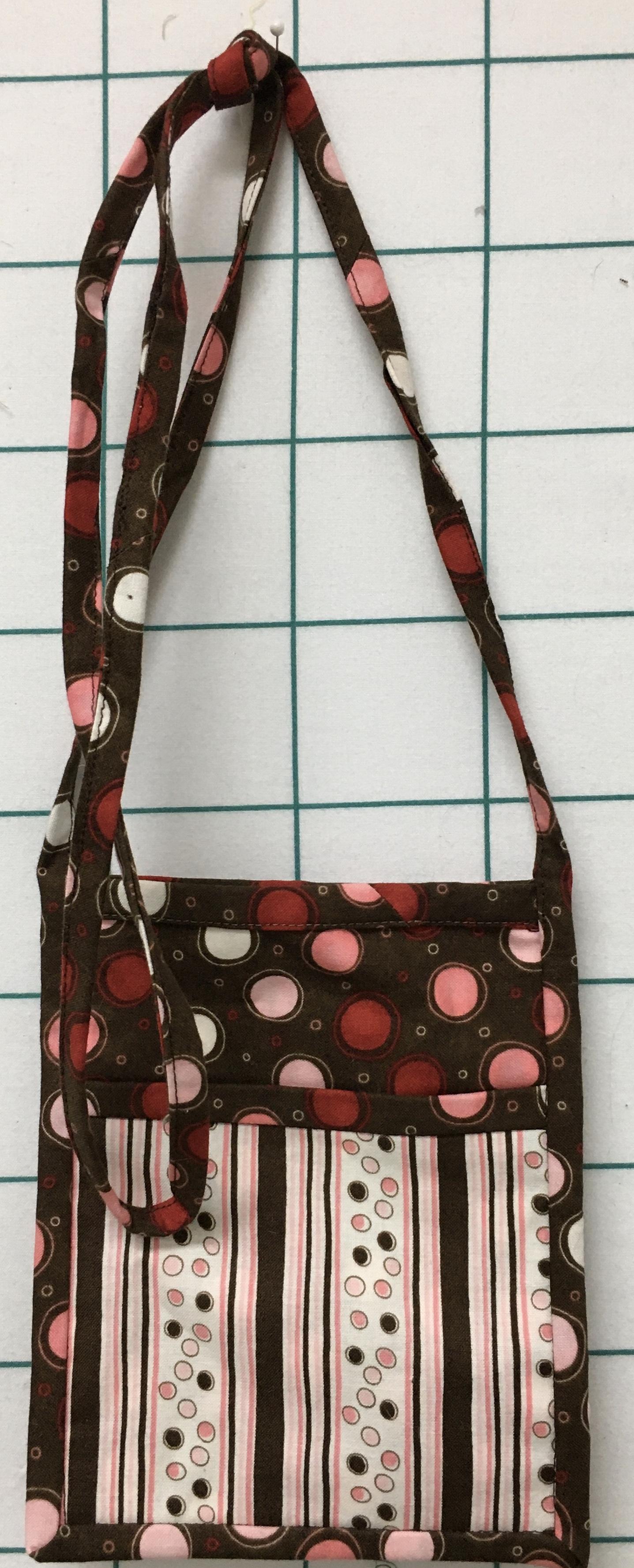 Simple Bag/lanyard (2options)