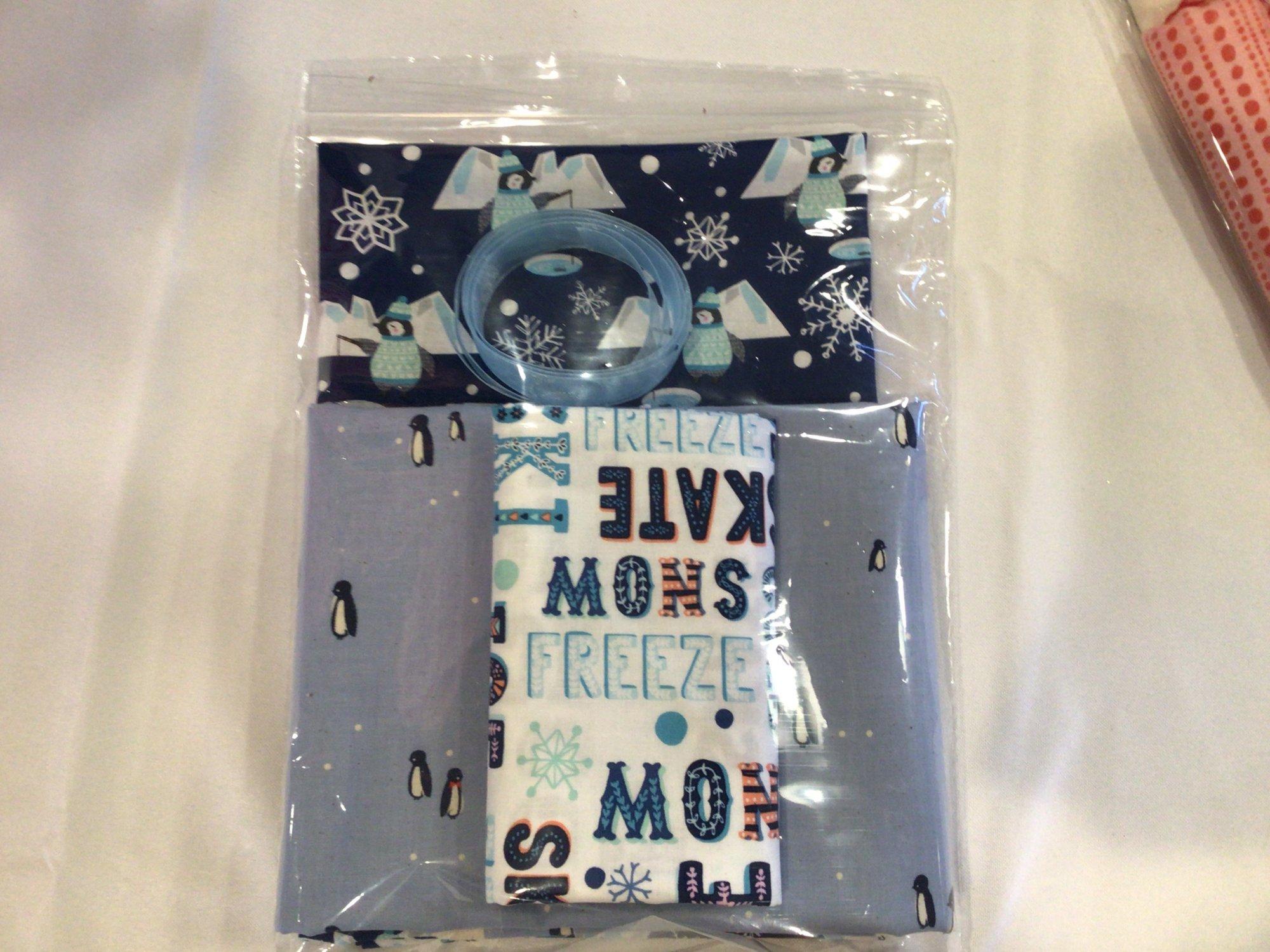 Easy Re-usable Gift Bag Kit