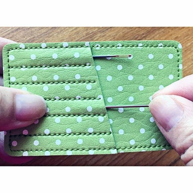 Needle Carry Card