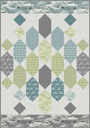 In the Woods - Free pattern