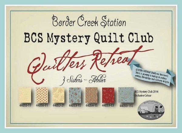 Quilter's Retreat Lap
