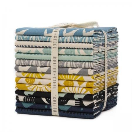 By the Seaside Fat Quarter Bundle