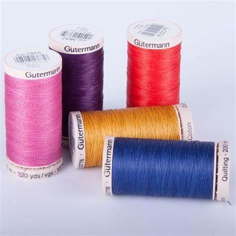 Hand Quilting Thread by Guitermann