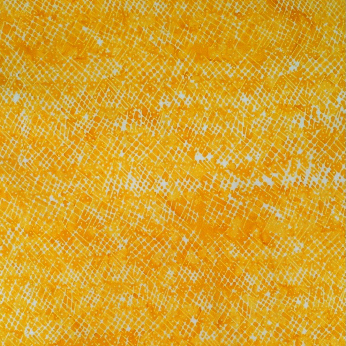 Batik by Mirah gold tonal