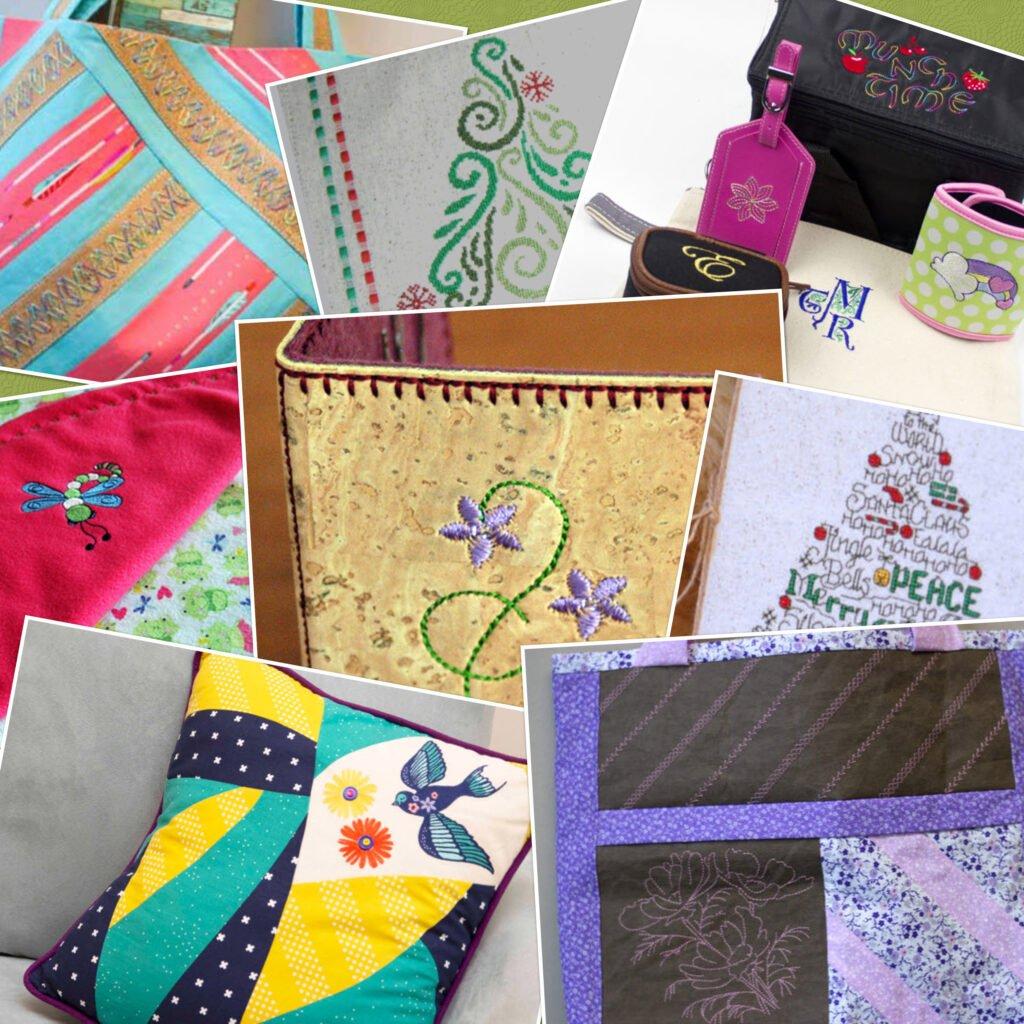 Machine Embroidery Retreat Sept. 16-19