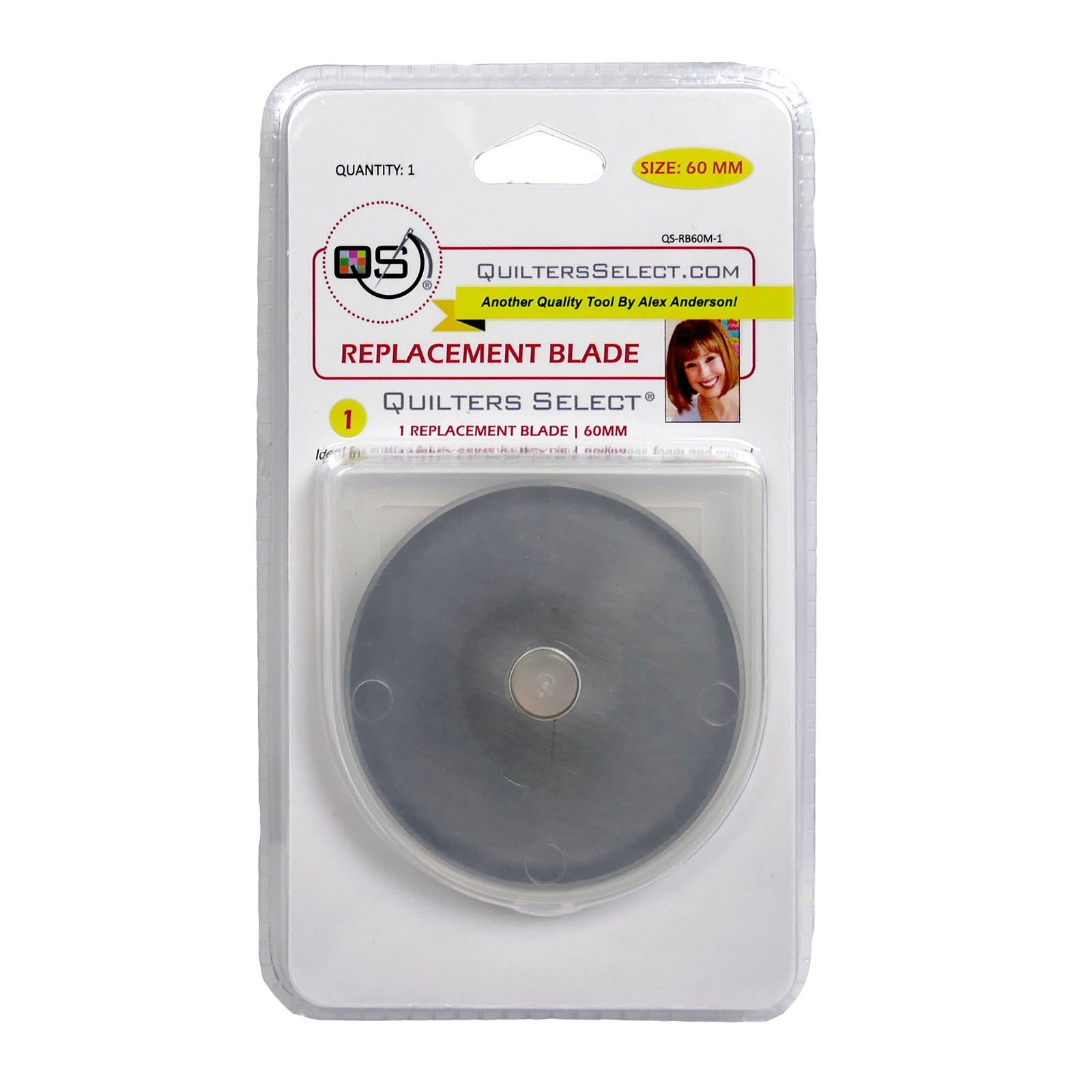 Quilter's Select Deluxe 60mm replacement Blade