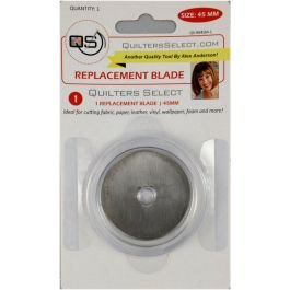 Quilter's Select 45mm Replacement blade
