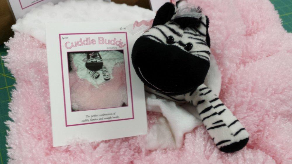 Cuddle Buddy Pattern