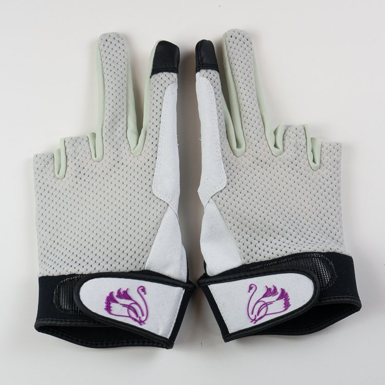 Machine Quilting Gloves by Swan Amity Studios