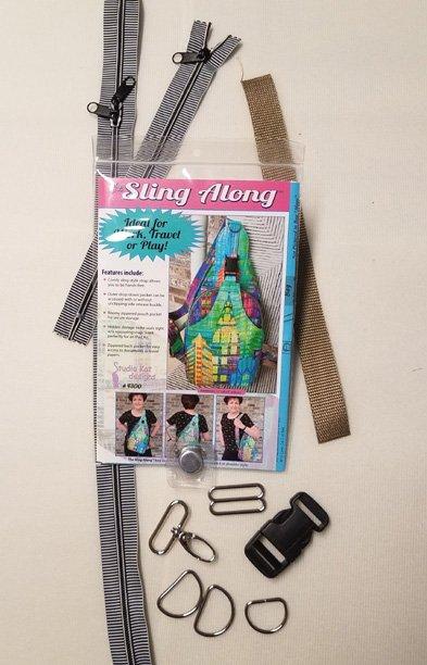 Sling Along Supply Kit