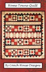 Home Towne Quilt by Coach House Designs