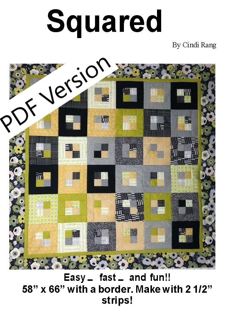 Squared Downloadable Pattern