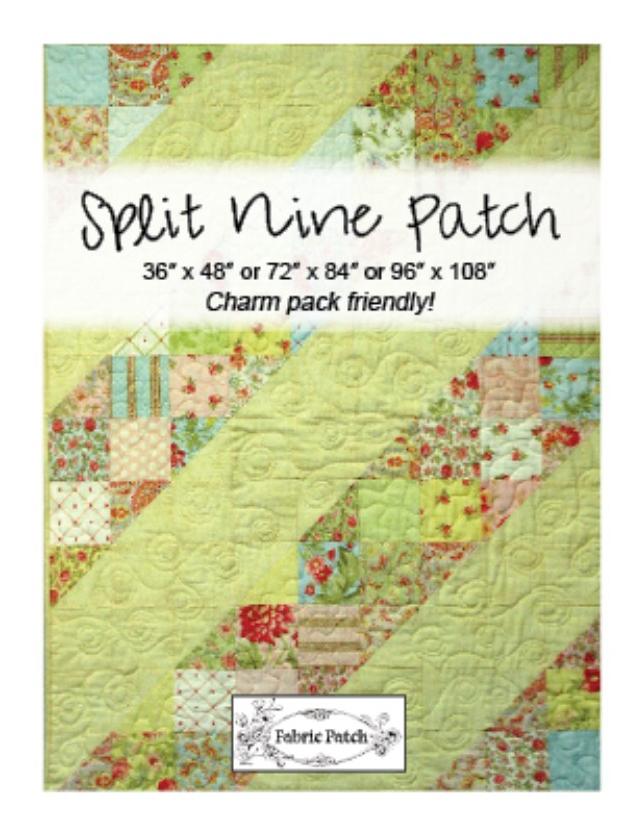 Spilt Nine Patch