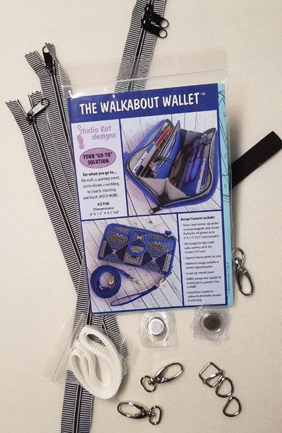 Walkabout Wallet Supply Kit