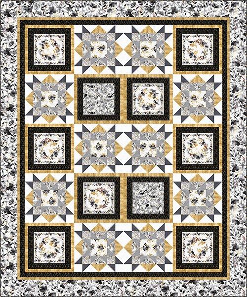 Watercolor Sketchbook Free block pattern