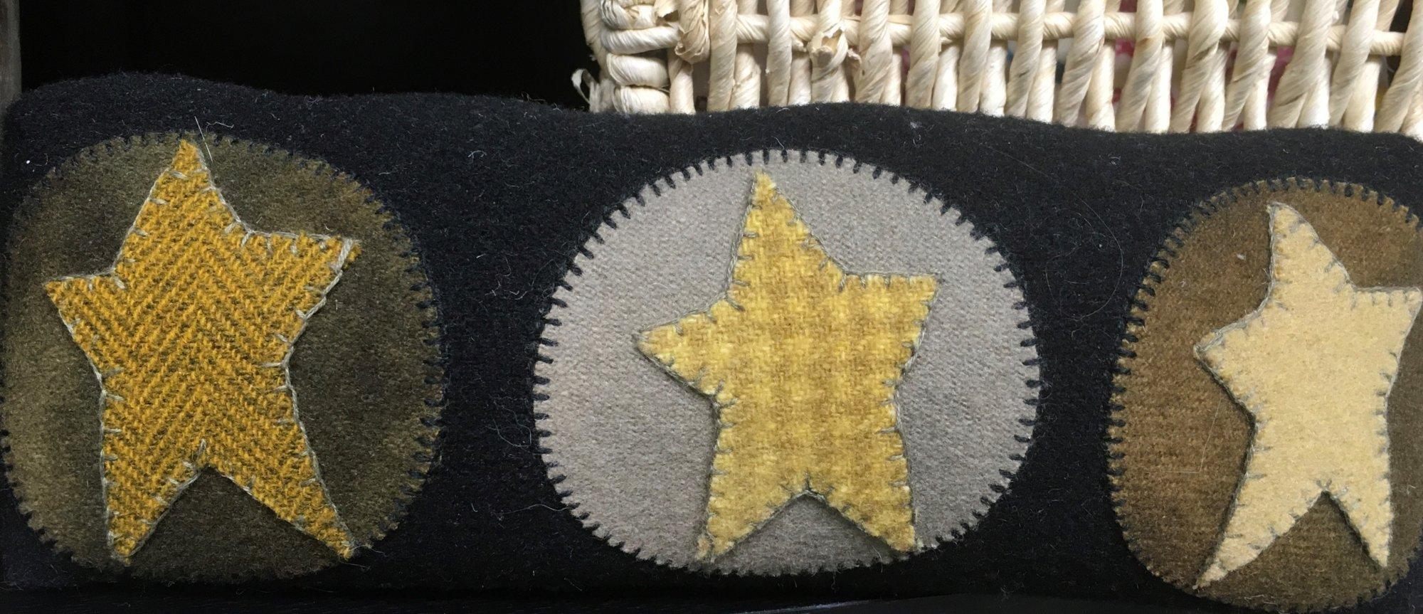 Wool Pincushion Pattern