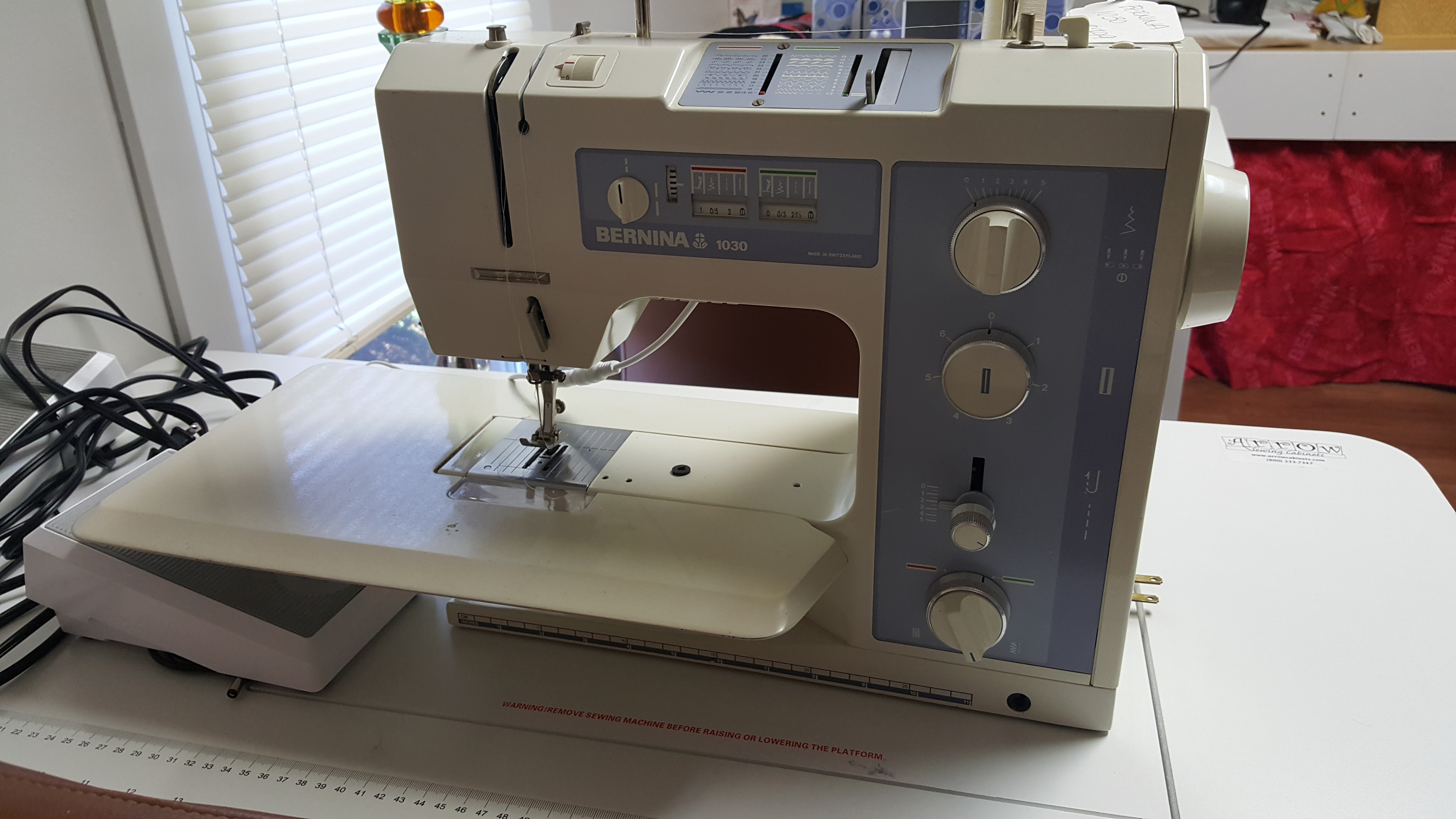 Bernina 1030 Sewing Machine