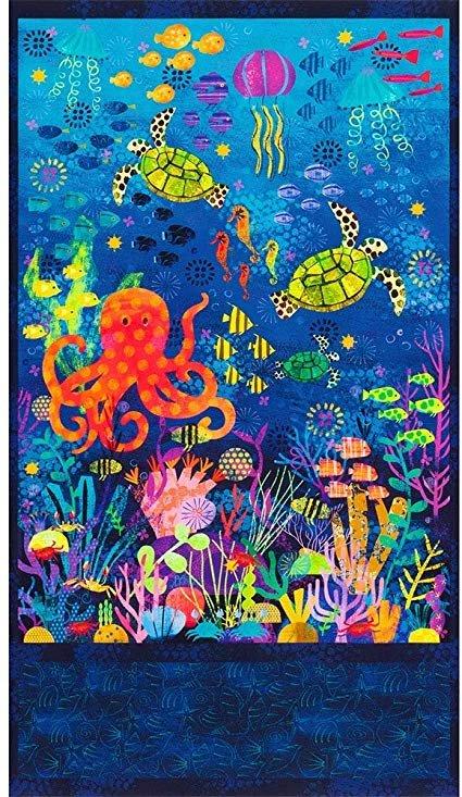 Octopus Garden Panel