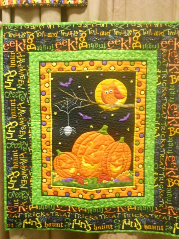 Halloween Quilt Kits : halloween quilt kits - Adamdwight.com