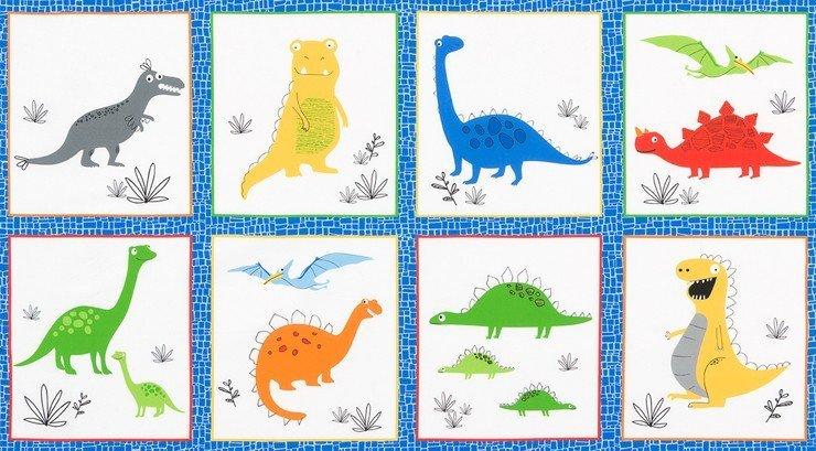 Dinoroar panel