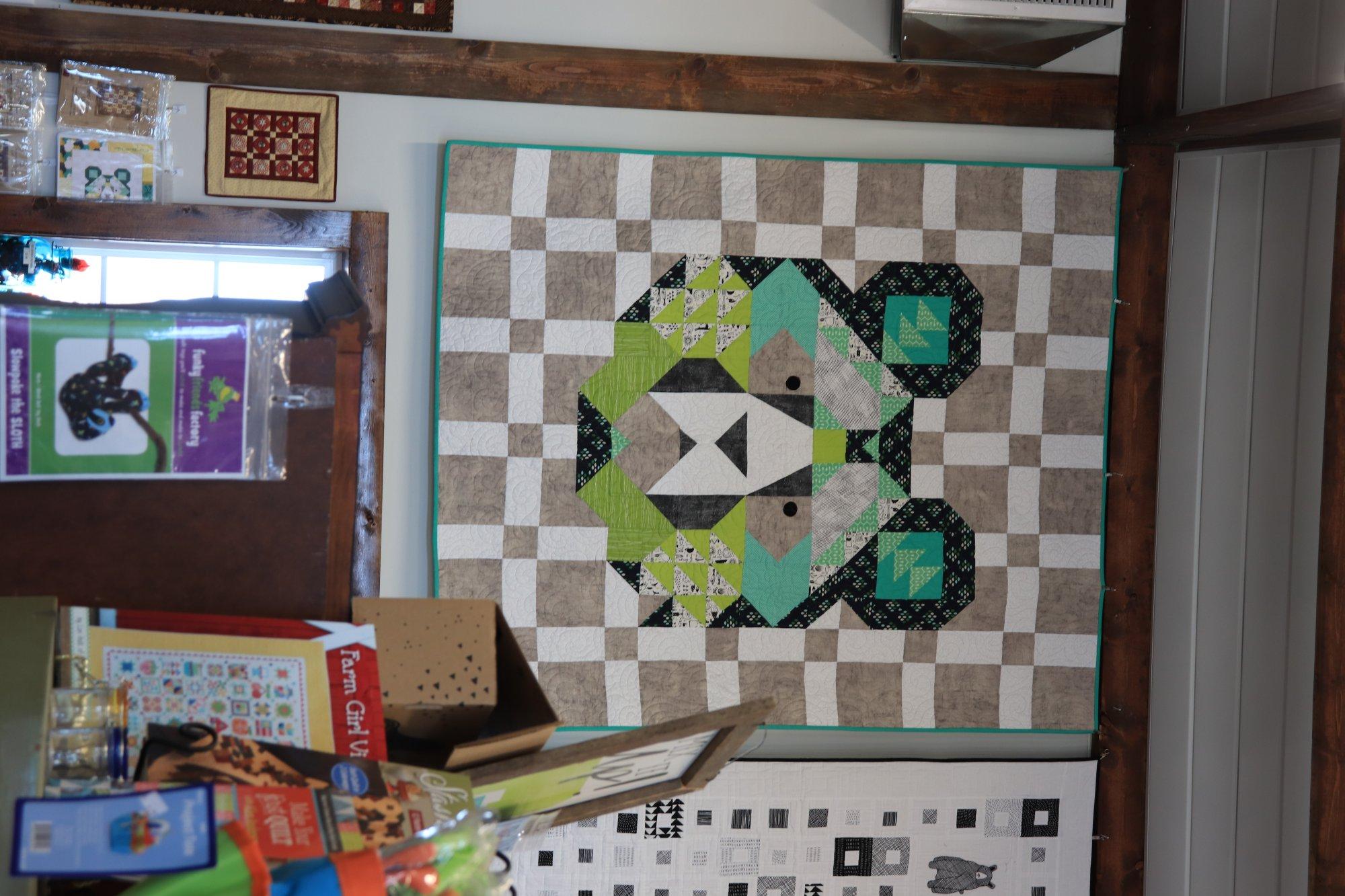 Bear Kit and Pattern