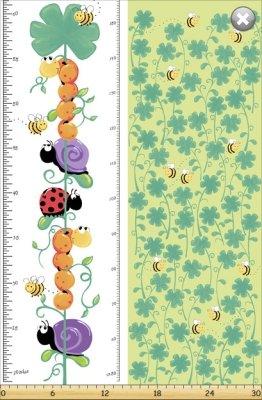 Susybee Growth Chart Panel