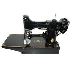 Singer Featherweight Sewing Machine - 1937
