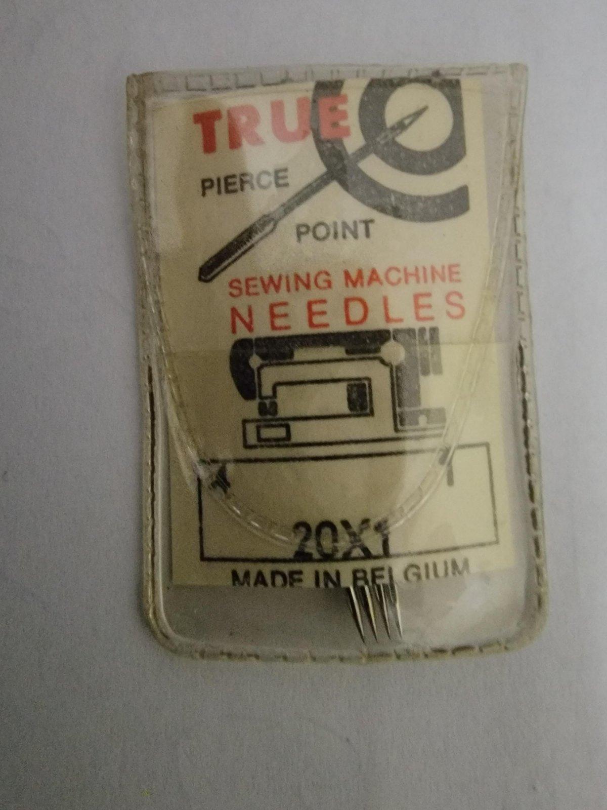 NEEDLES 20x1 SIZE 14/90 PK 25 HOLLANDIA