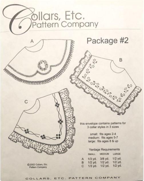 COLLARS, ETC Package 2