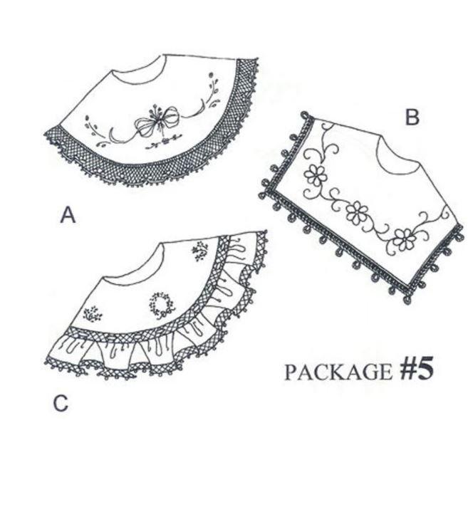 COLLARS, ETC Package 5