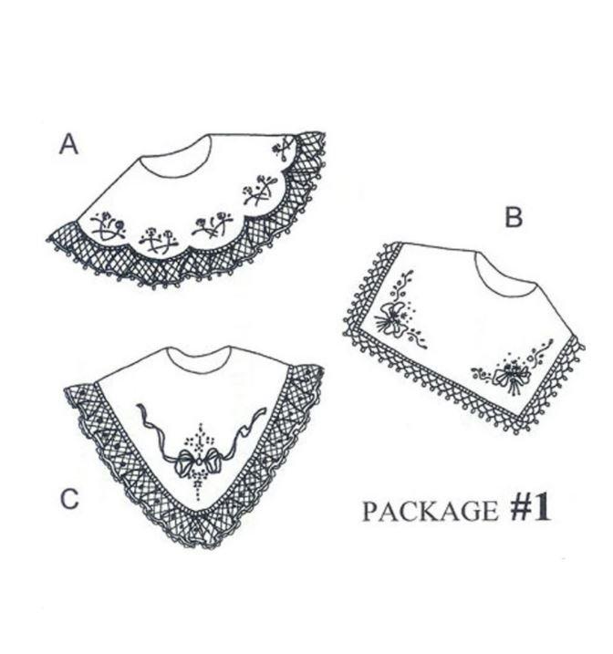 COLLARS, ETC Package 1