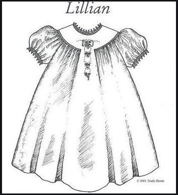 COLLARS, ETC Lillian 1/ 4