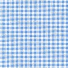 Flannel CUDDLE GINGHAM Blue