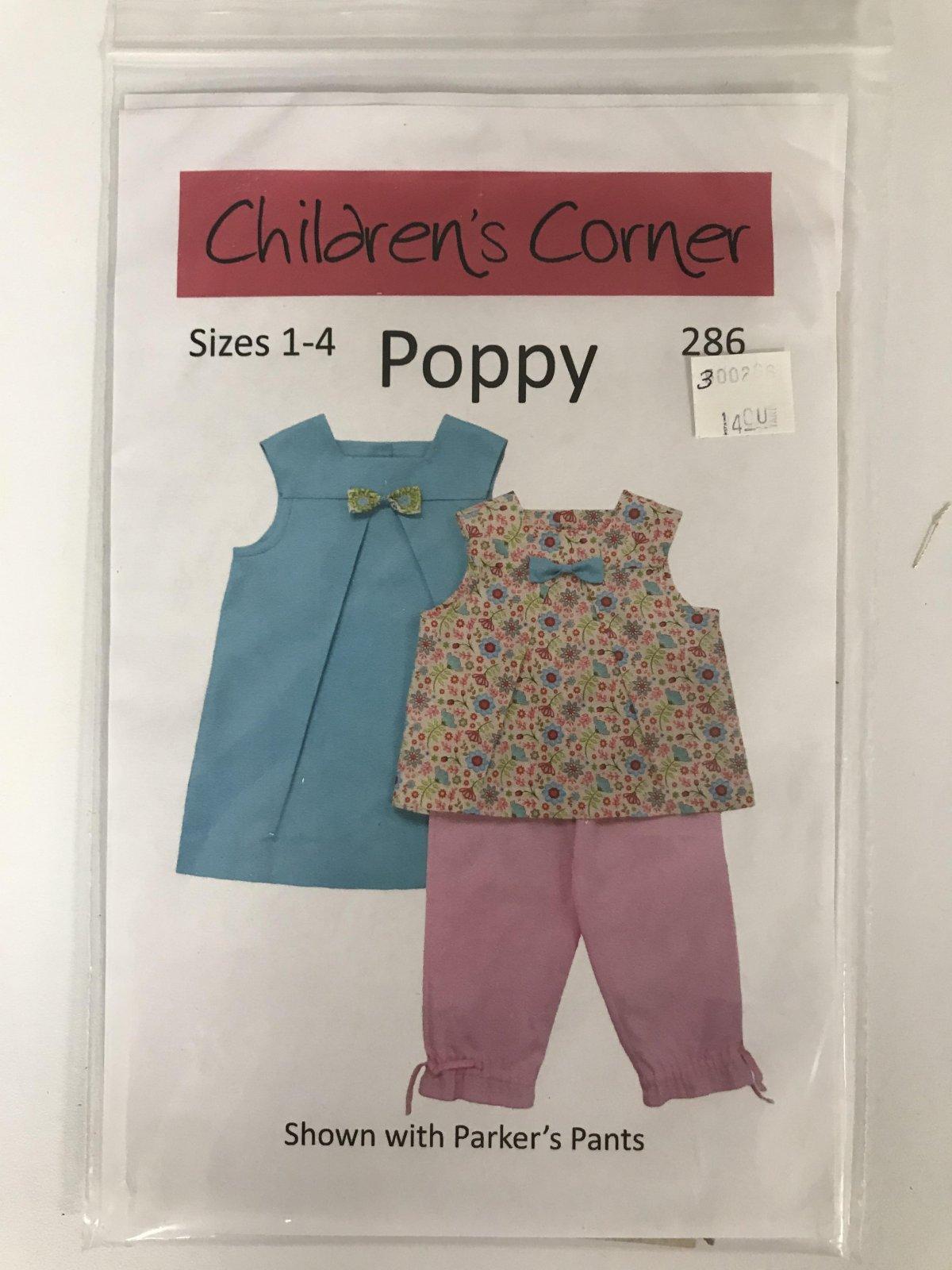 CHILDREN'S CORNER POPPY