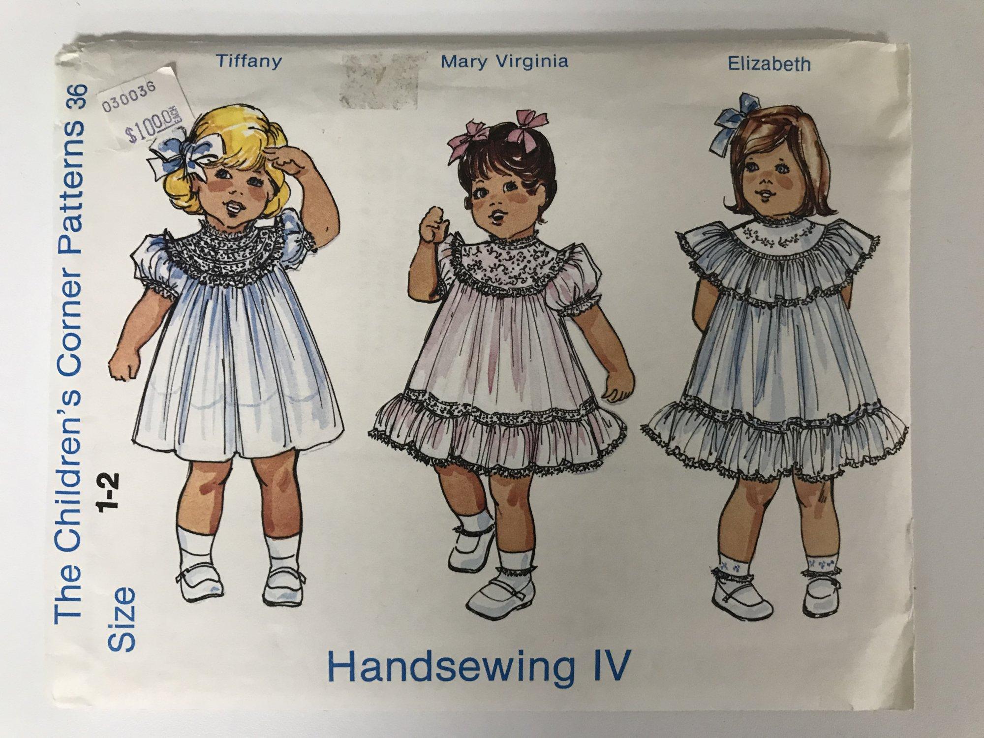 CHILDREN'S CORNER HANDSEWING IV