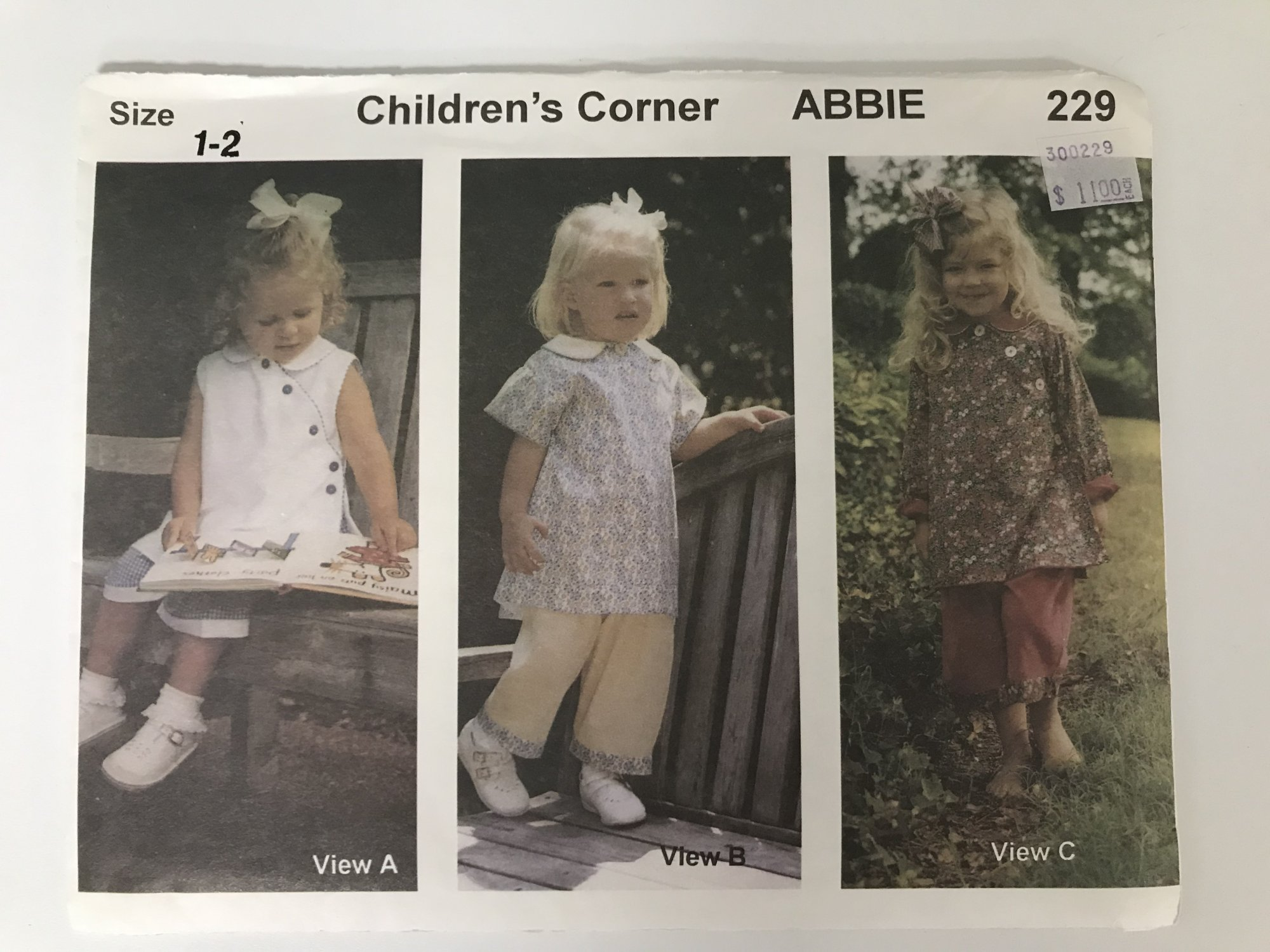 CHILDREN'S CORNER ABBIE