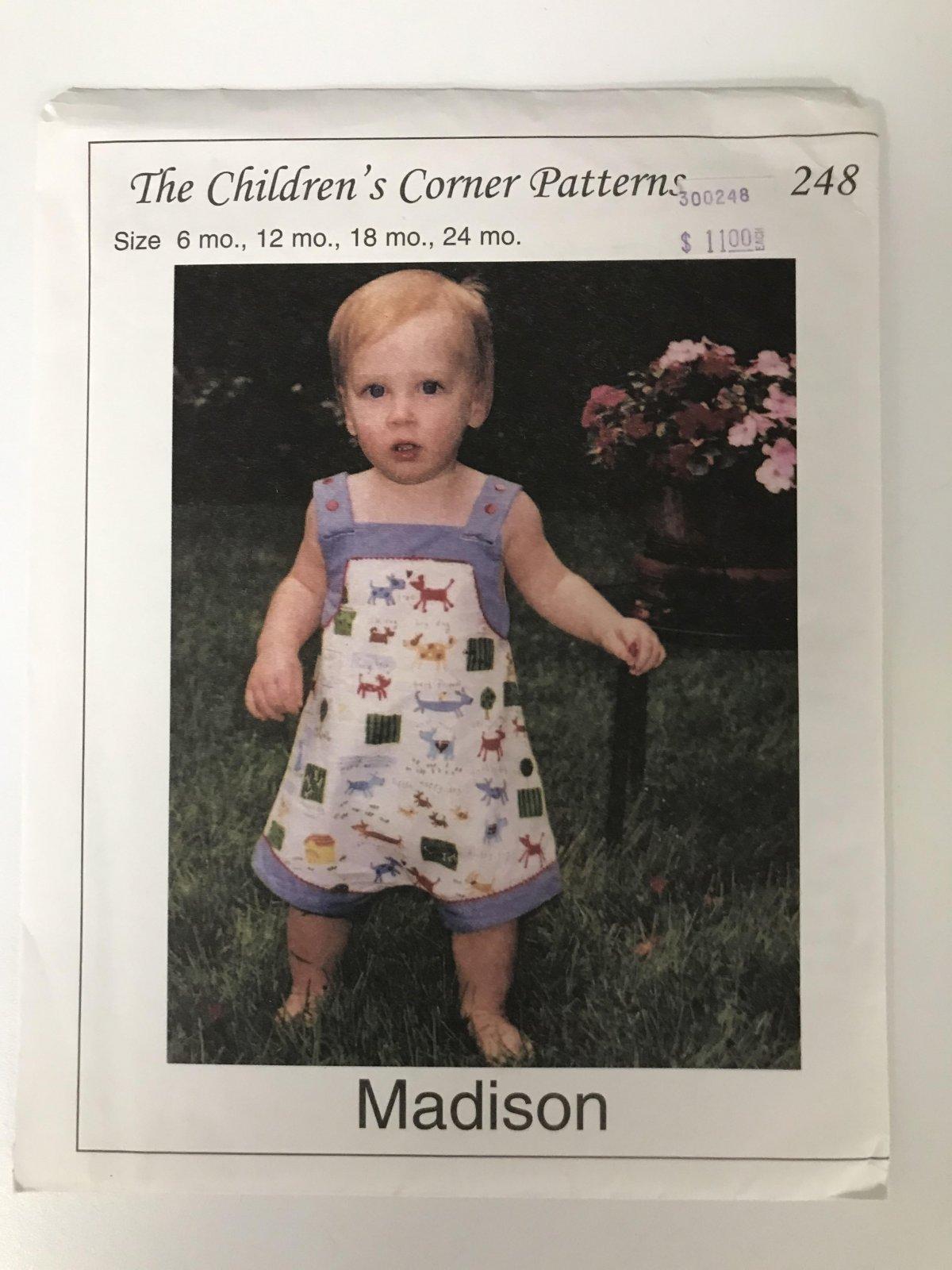 CHILDREN'S CORNER MADISON