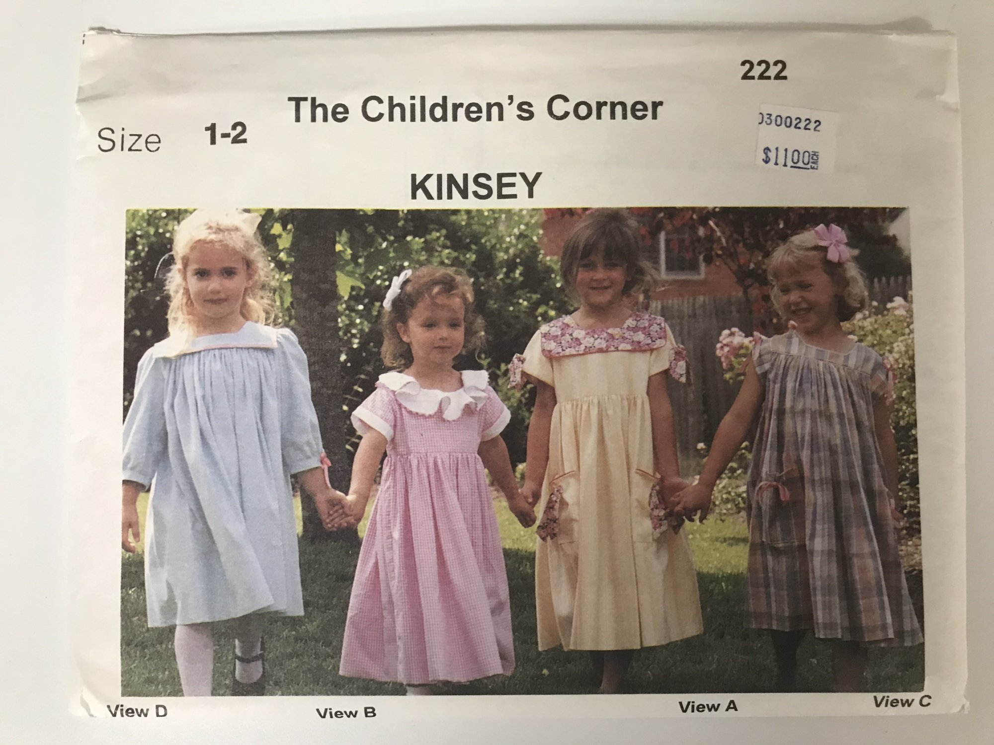 CHILDREN'S CORNER KINSEY