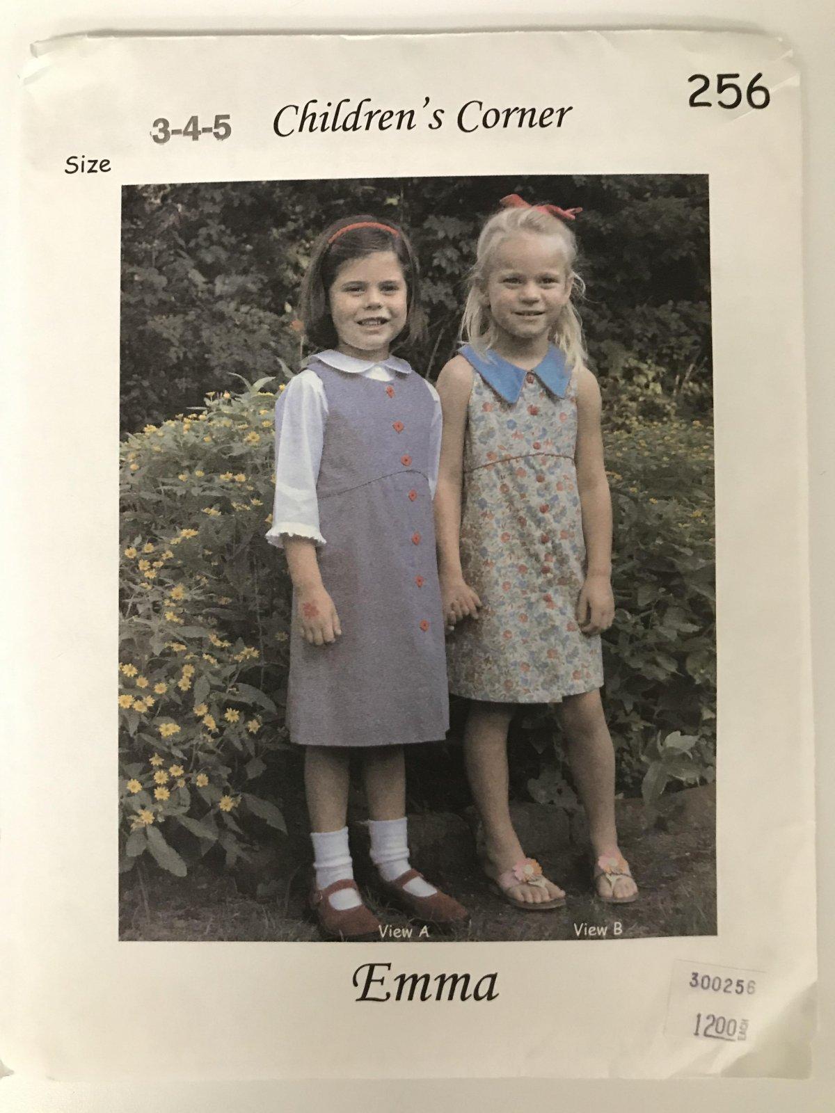CHILDREN'S CORNER EMMA